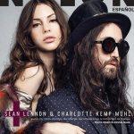 Sean Lennon & Charlotte Kemp Muhl